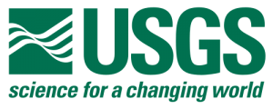 Logo for U.S. Geological Survey (USGS)