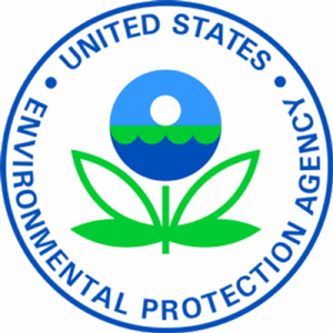 Logo for U.S. Environmental Protection Agency (EPA)