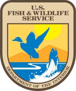 Logo for U.S. Fish & Wildlife Service (USFWS)