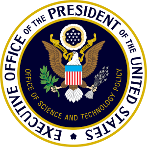 Logo for Office of Science and Technology Policy (OSTP) | Executive Office of the President of the United States