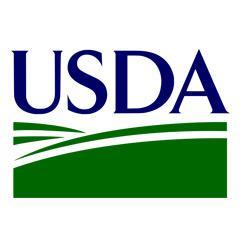 Logo for U.S. Department of Agriculture (USDA)