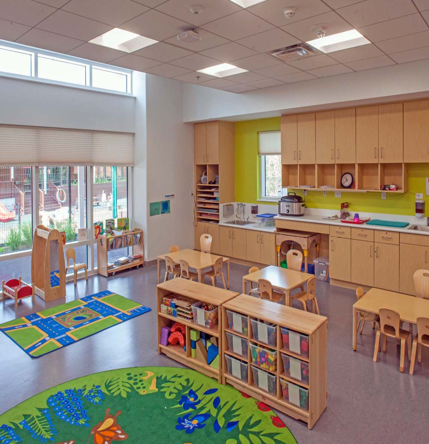 Silver leed certification awarded to the new northwest child care silver leed certification awarded to the new northwest child care center xflitez Choice Image