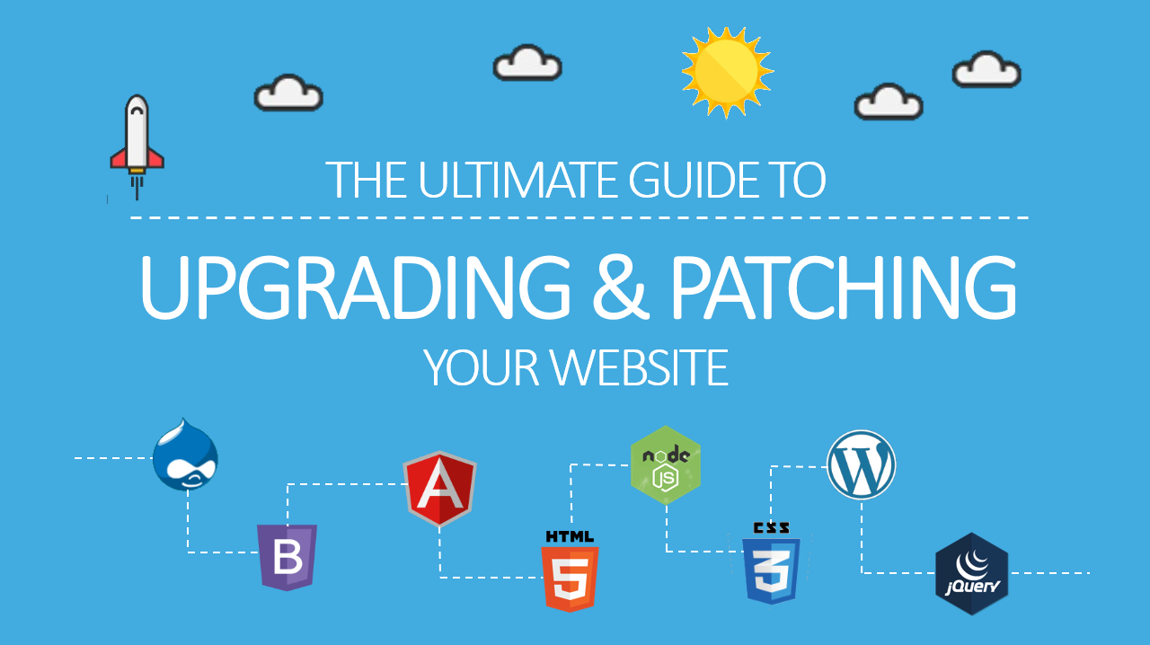 The Ultimate Guide to Upgrading and Patching Your Website