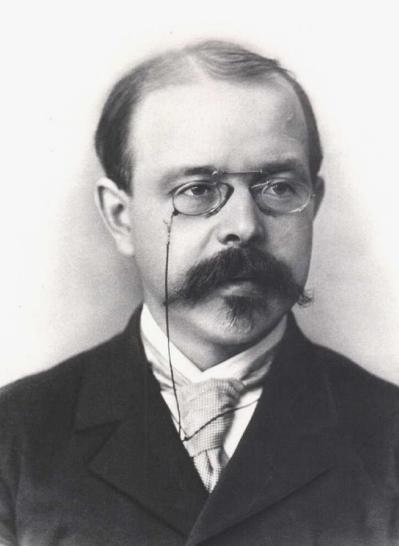 físico-químico alemão Walther Hermann Nernst