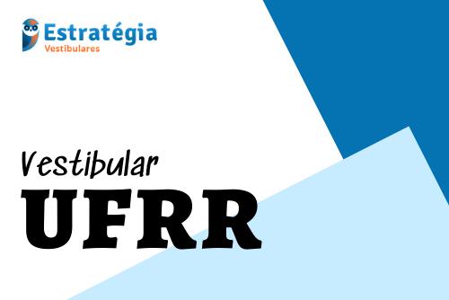 Vestibular UFRR