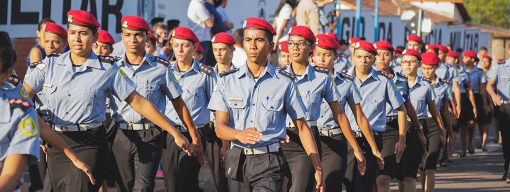 concurso escola militar