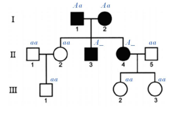 Heredogramas ou Genealogias