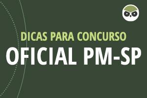 dicas PM-SP