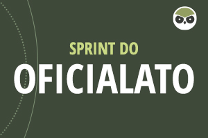 sprint do oficialato