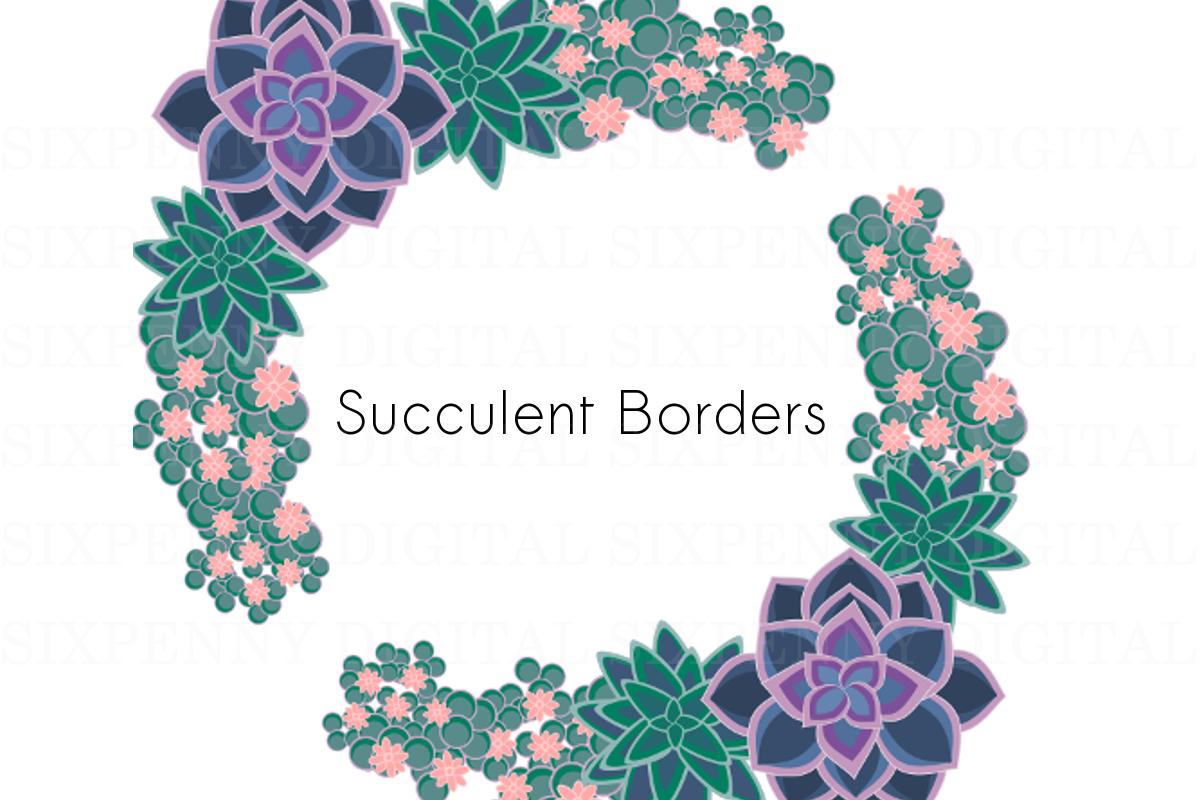 Image of Succulent Frames