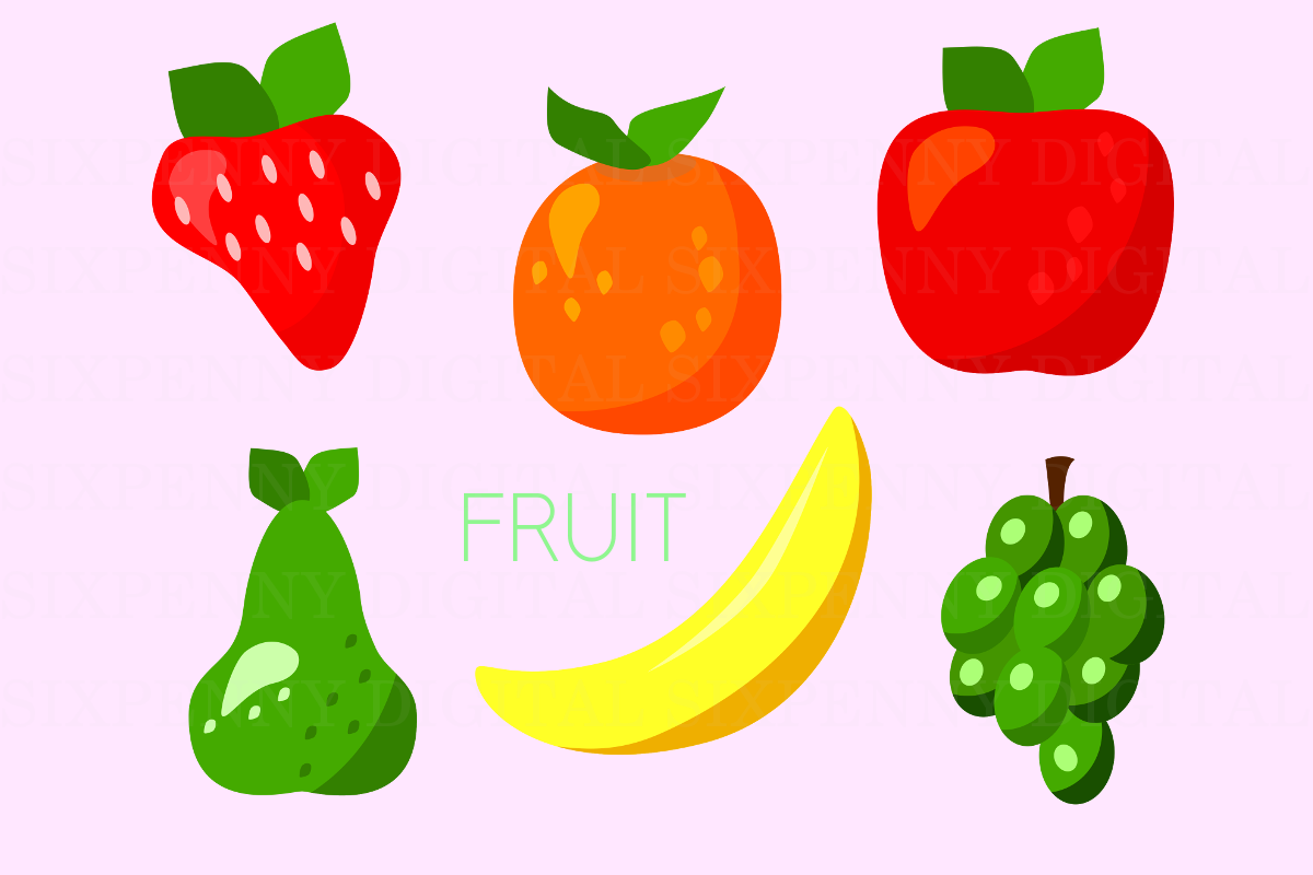 Image of Fruits