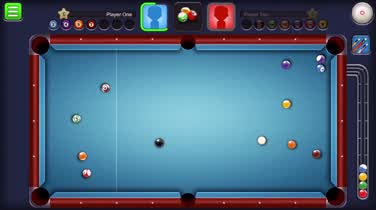 how to make the 8 ball on the break miniclip