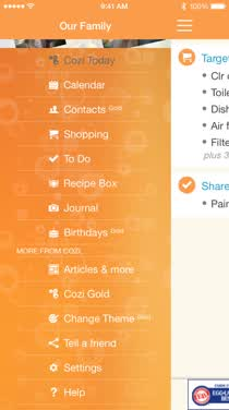 Create to-do lists for sharing or assigning