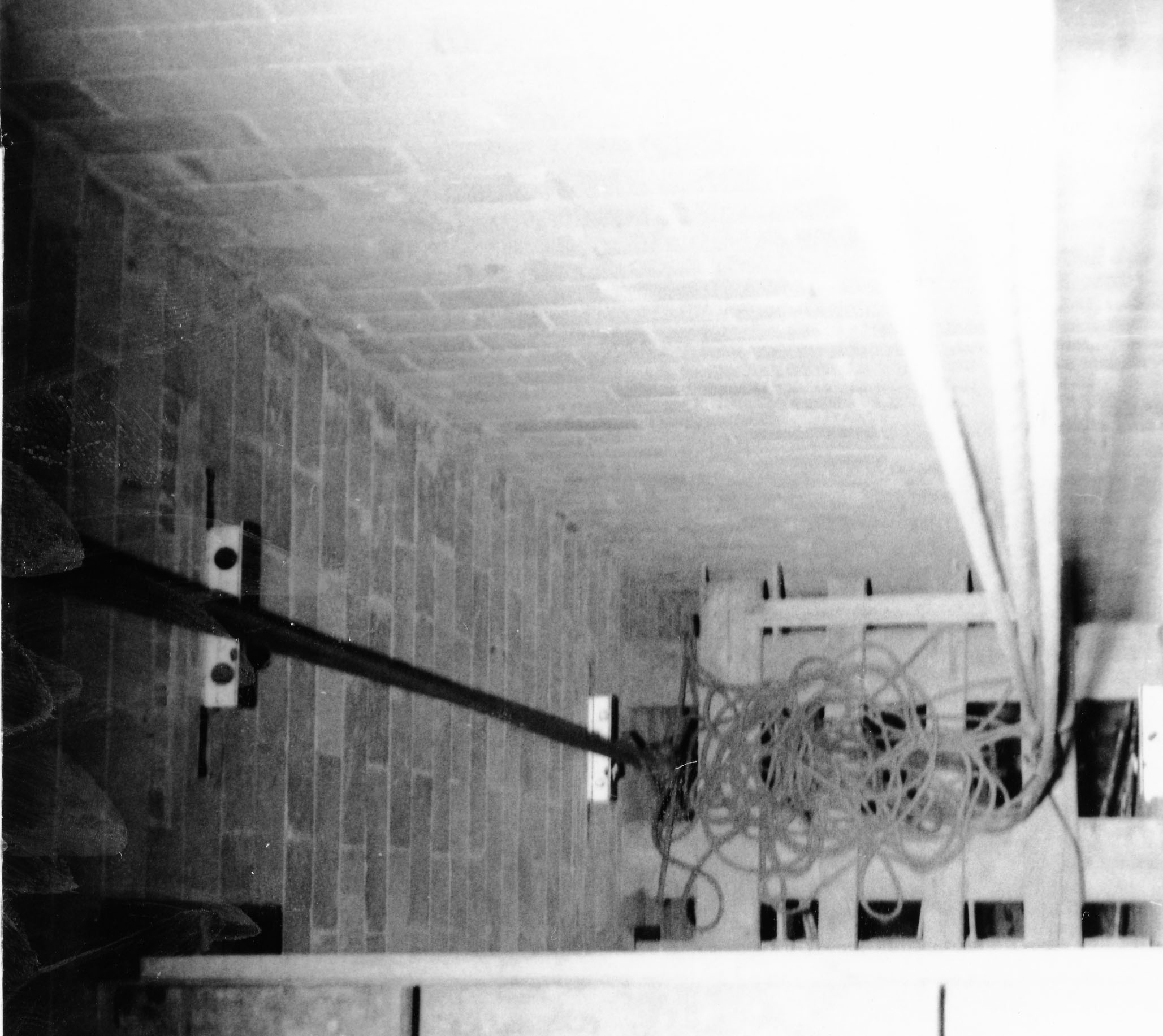 Woodward Hall Library Elevator Shaft Under Construction Annapolis