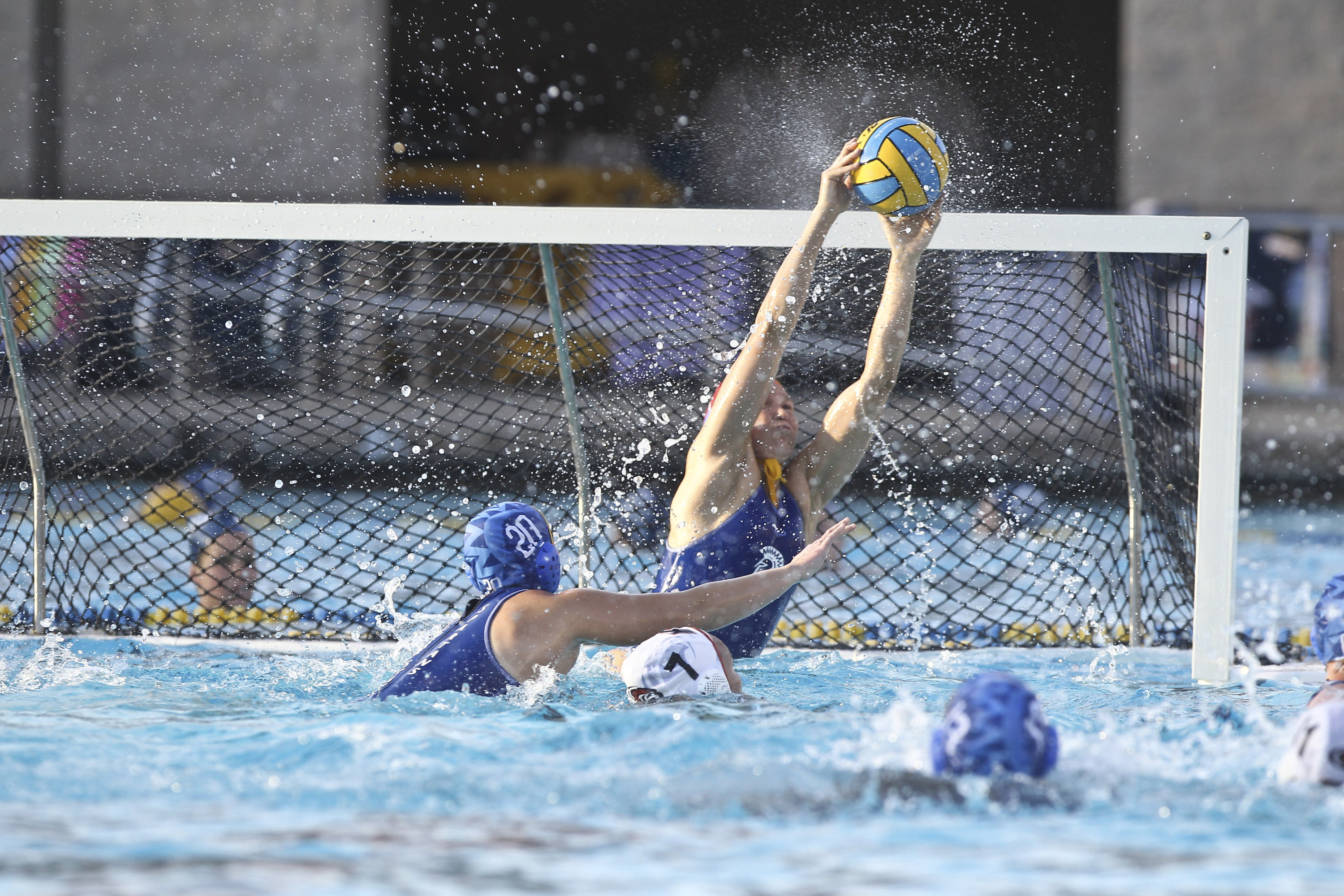Defense will be one of the keys to the Spartans' success at the MPSF Tournament.