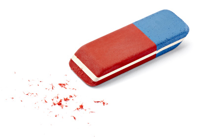 eraser ( UK rubber)