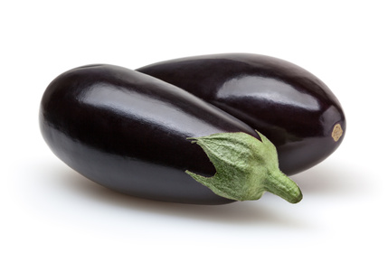 aubergine UK/eggplant USA