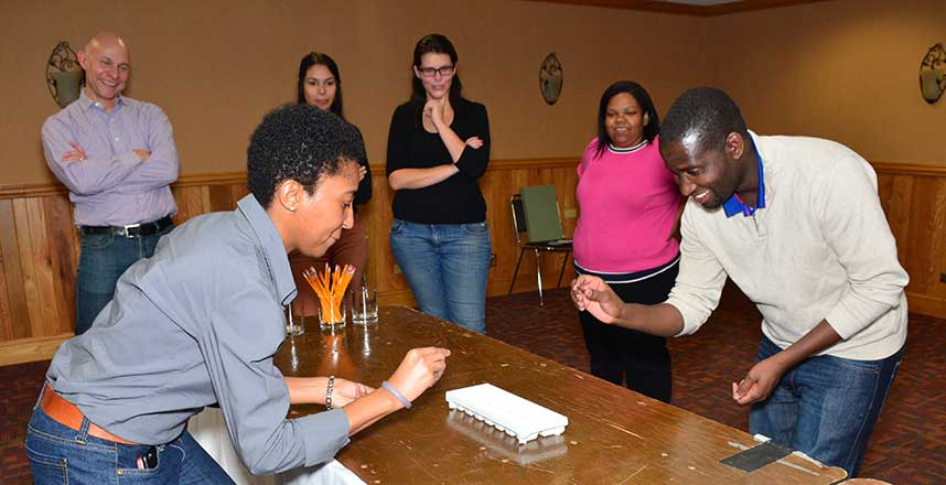 Team Building Games For Youth And Adults