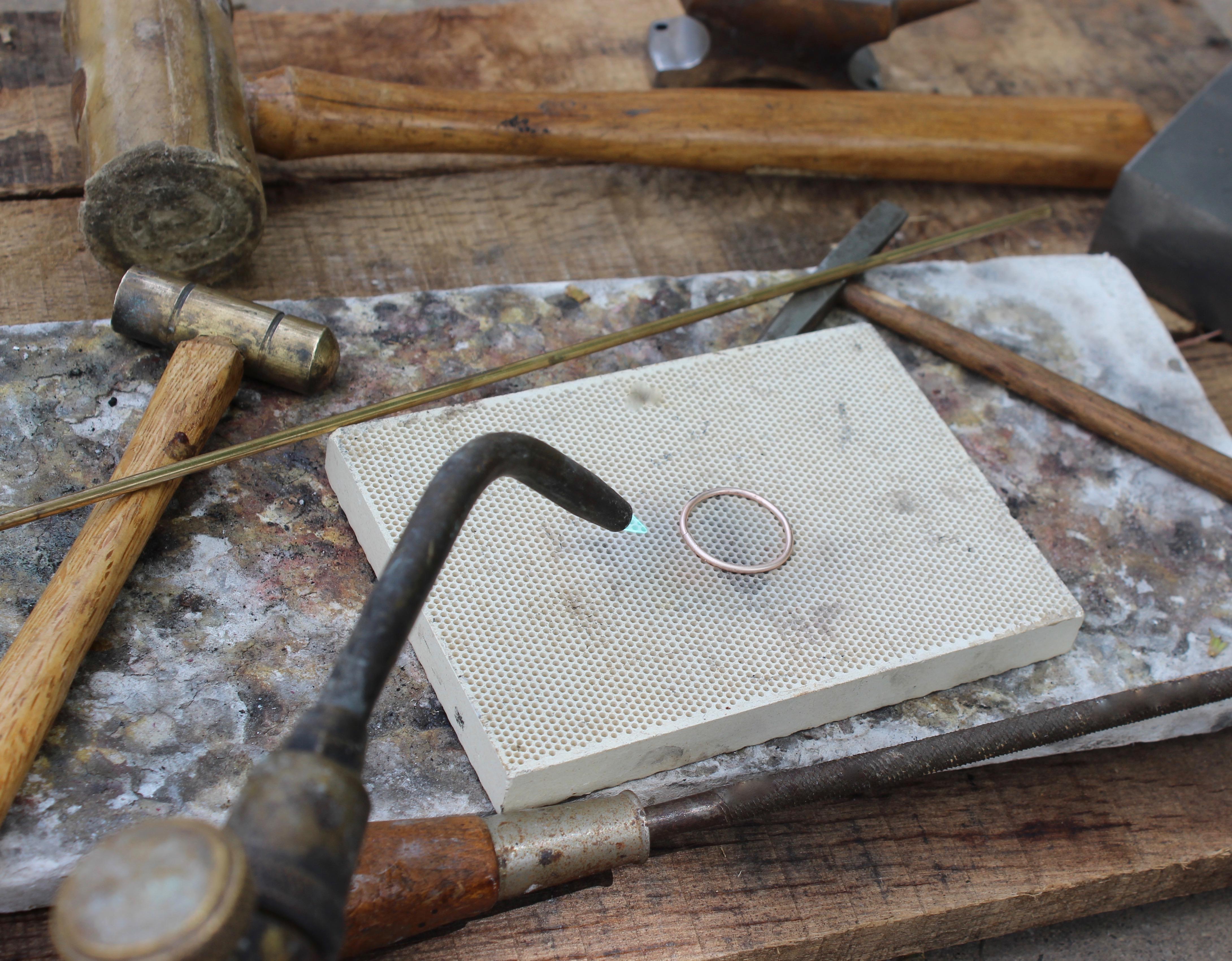 Minimalist Ring Design