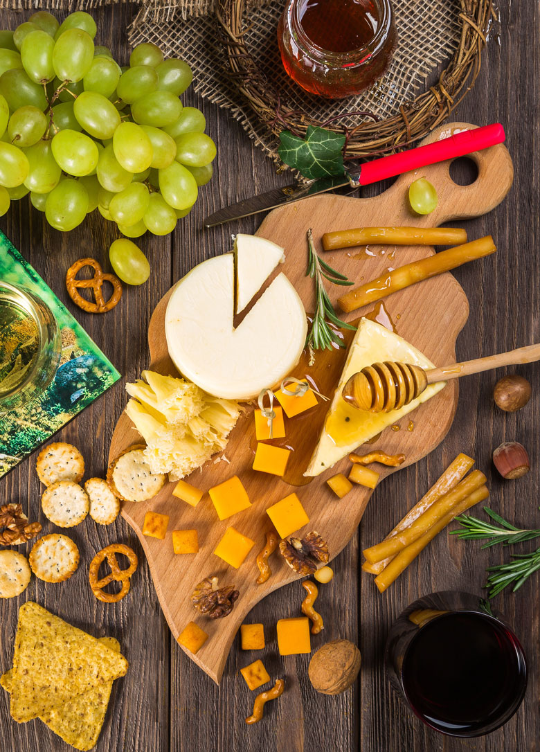 Craft the Perfect Cheeseboard