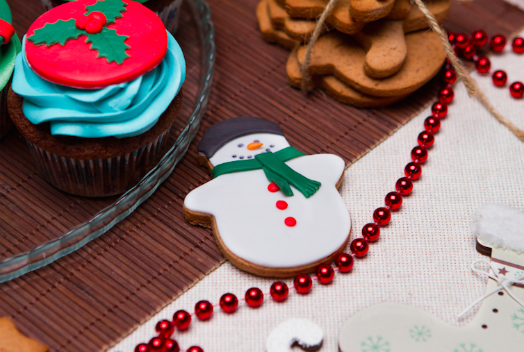 Holiday Cookies, Cupcakes & Candies