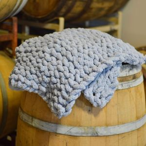 Hand Knit Blanket Workshop