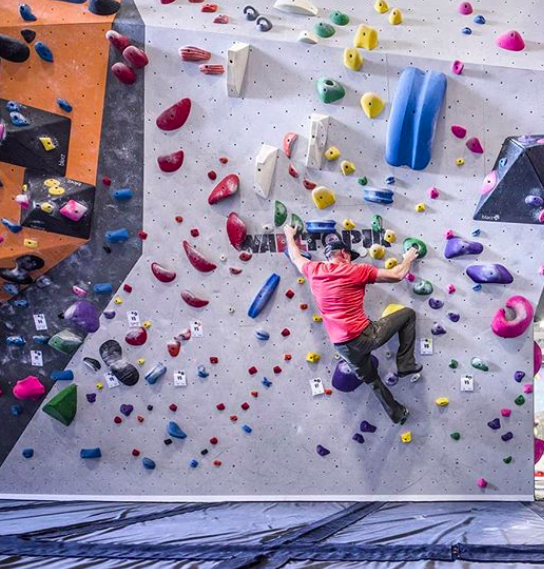 Intro to Climbing Techniques