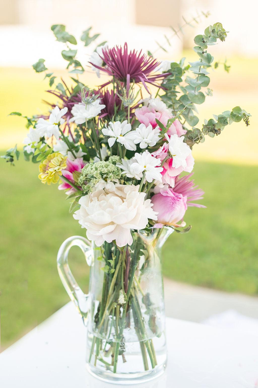 Floral Arranging Basics