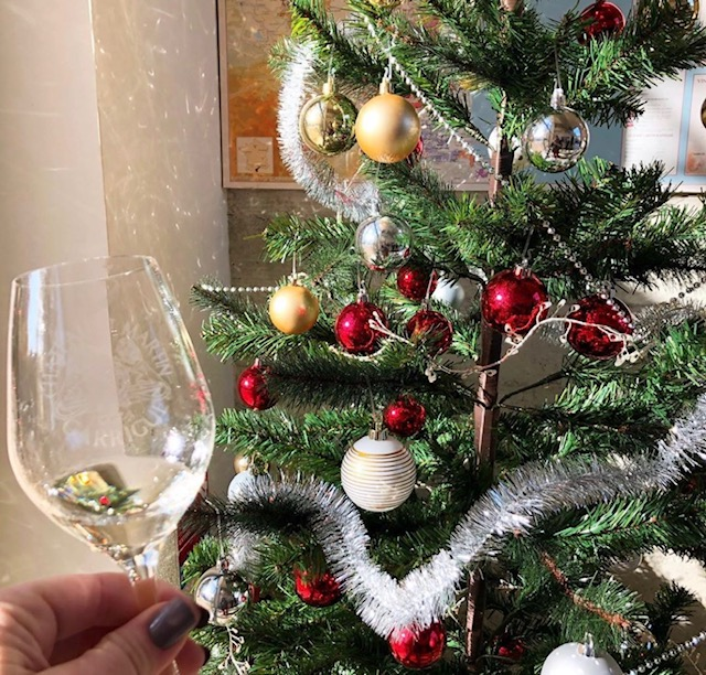 Holiday Wine Exploration