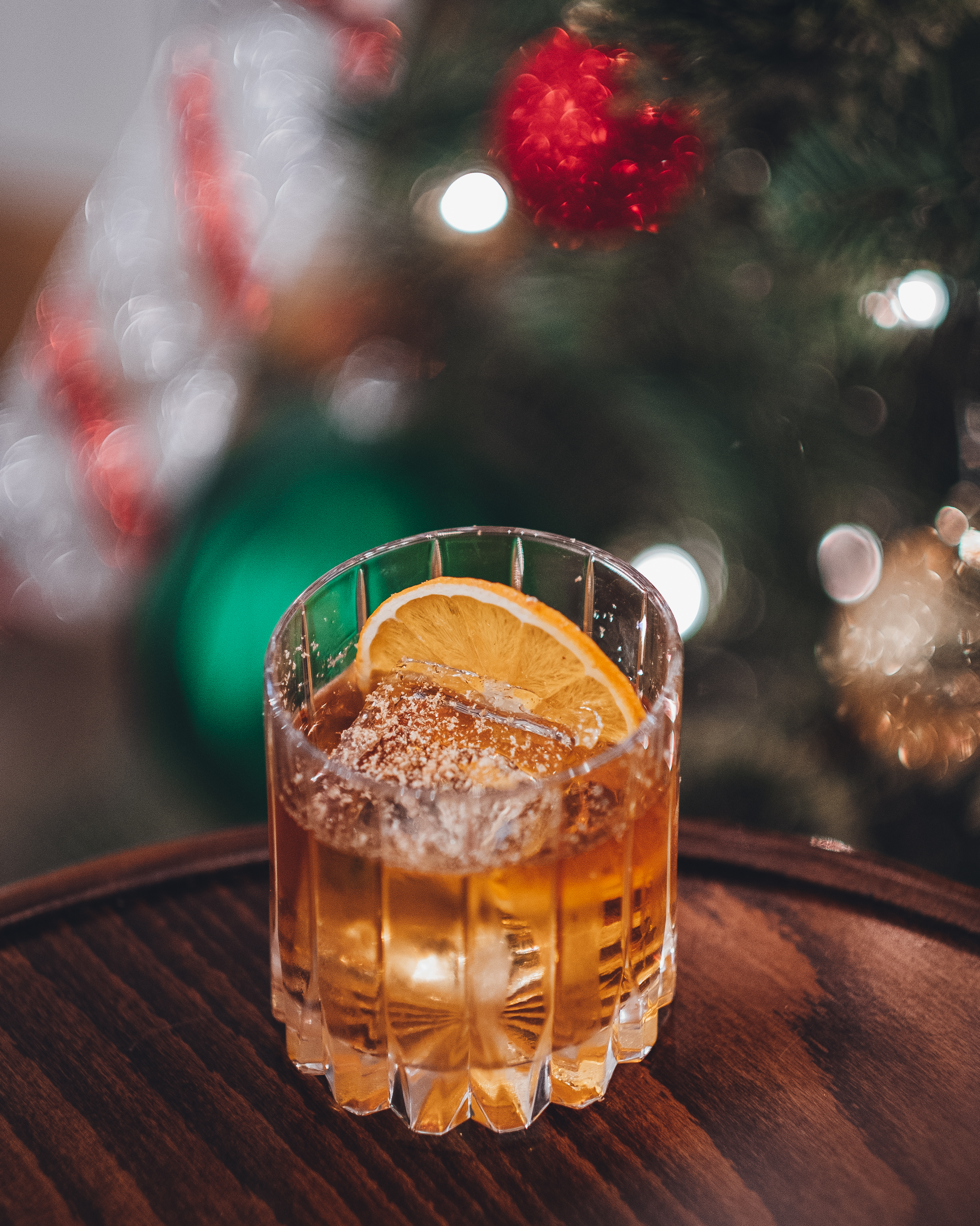 Holiday Cocktail Basics