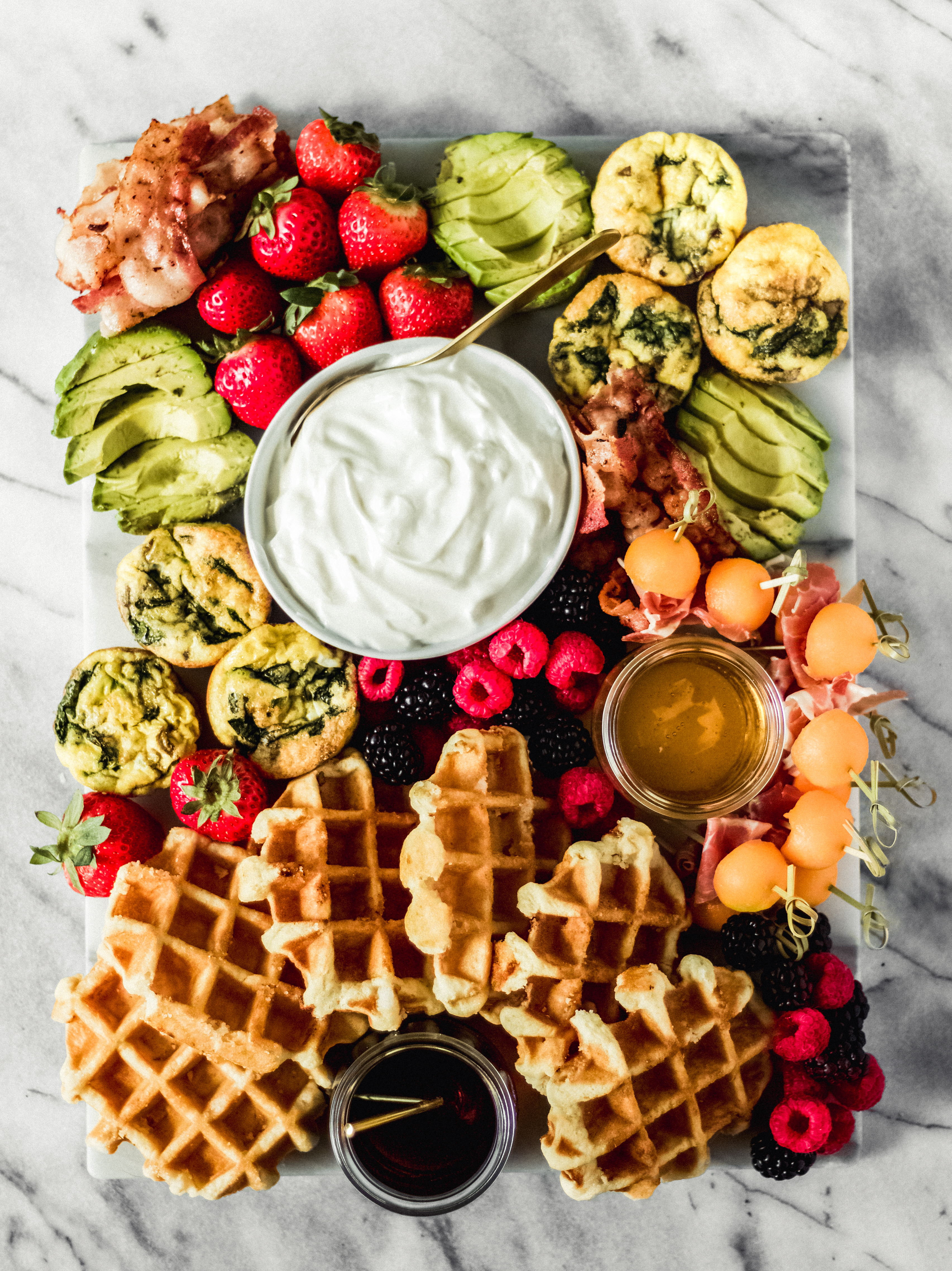 Build the Perfect Brunch Board