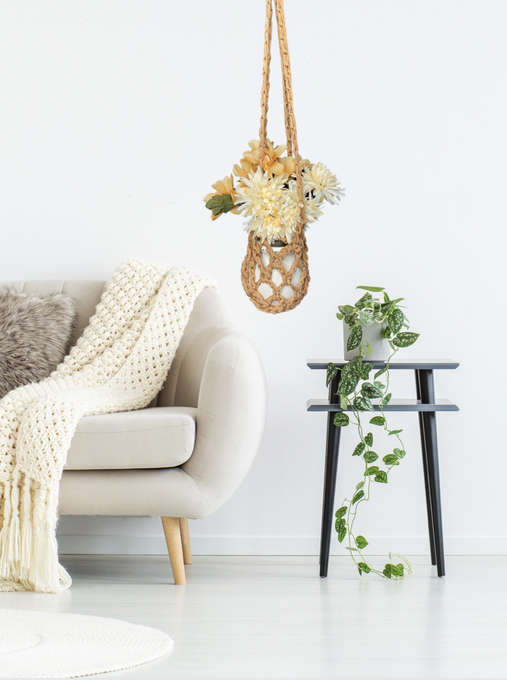 Crochet Plant Hanger Workshop