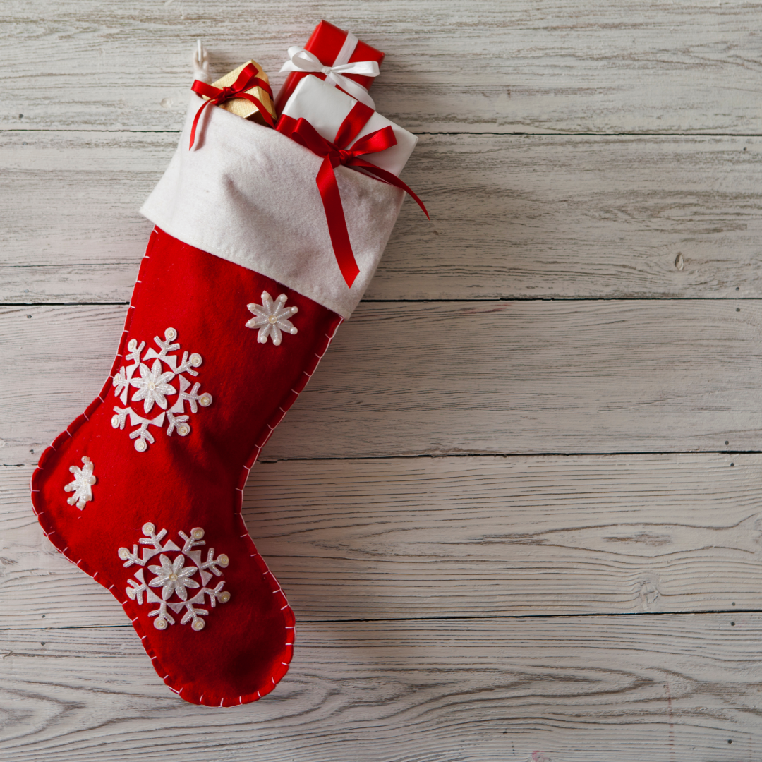 Sew a Festive Stocking