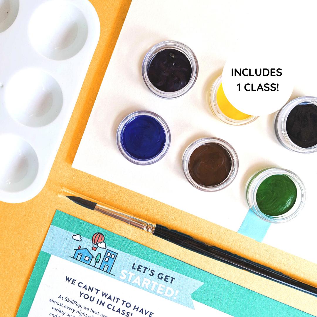 Watercolor Starter Set