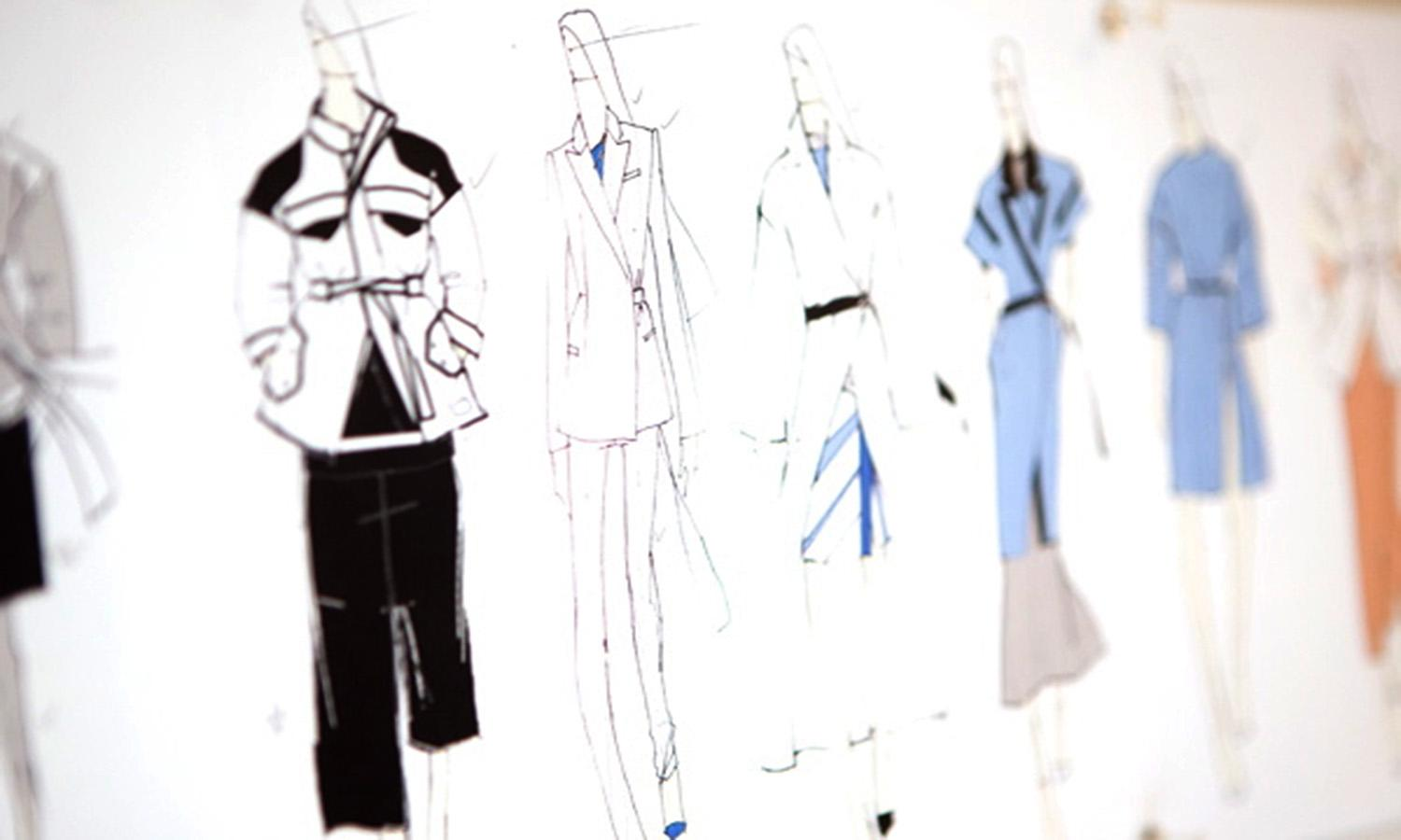 The First Steps Of Fashion Design From Concept To Illustration Bellavance Nyc Skillshare