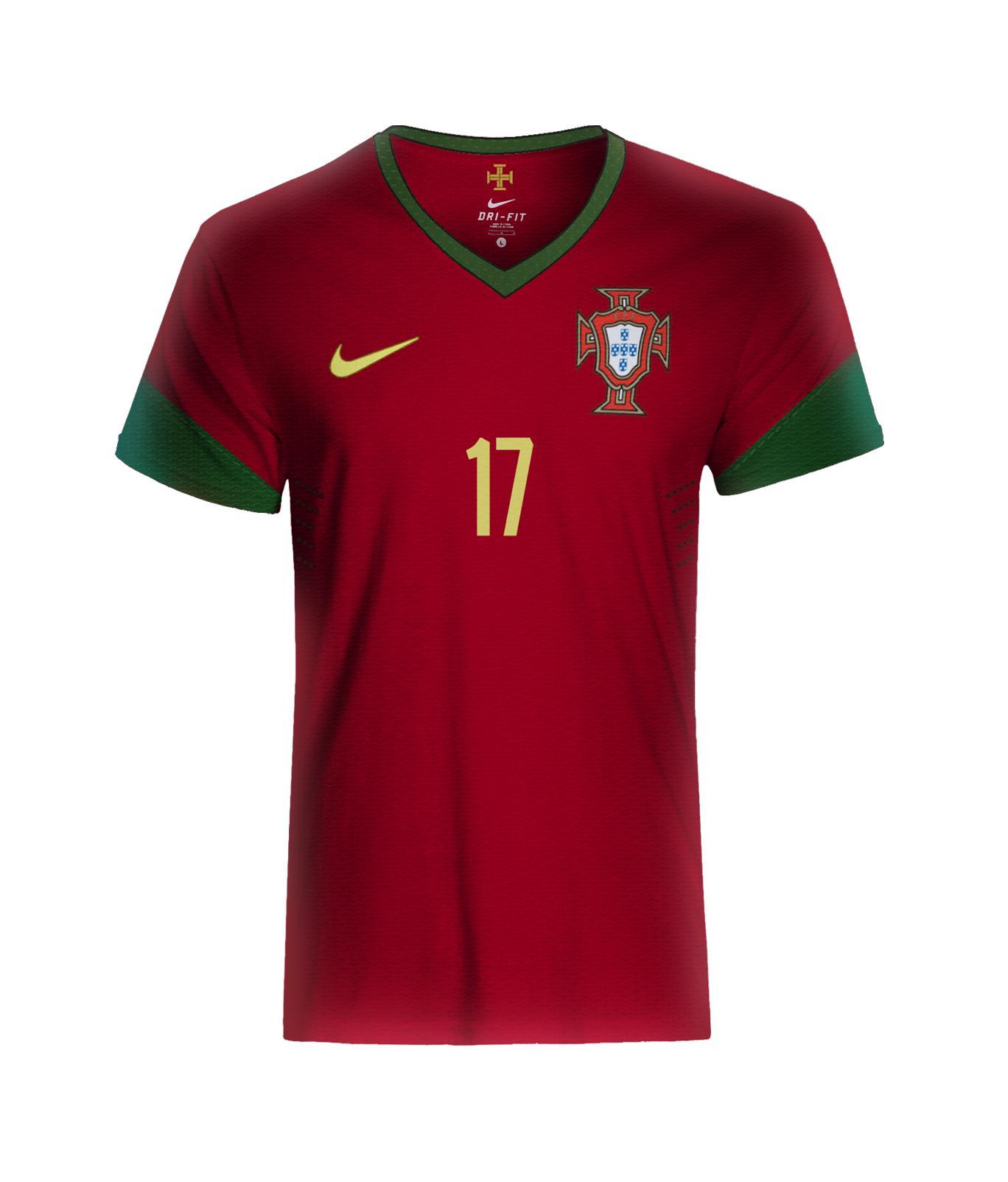 Nike Portugal 2014 Kit Skillshare Student Project