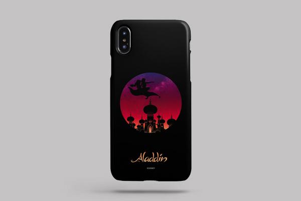 Disney Aladdin iPhone XS Max Lite Case 2