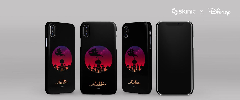 Disney Aladdin iPhone XS Max Lite Case 5