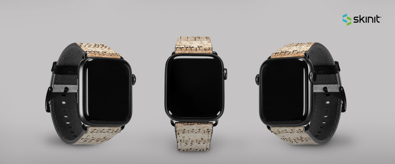 Lifestyle Music Apple Watch Band 42-44mm 5