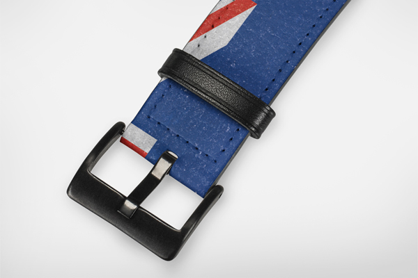 Lifestyle Australian Flags Apple Watch Band 38-40mm 2