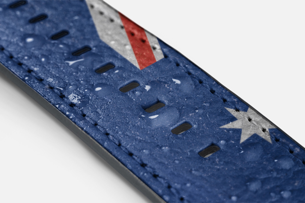 Lifestyle Australian Flags Apple Watch Band 38-40mm 3