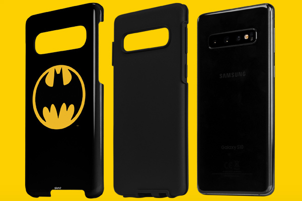 DC Comics Batman Galaxy S10 Plus Pro Case 2