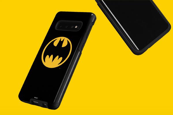 DC Comics Batman Galaxy S10 Plus Pro Case 3
