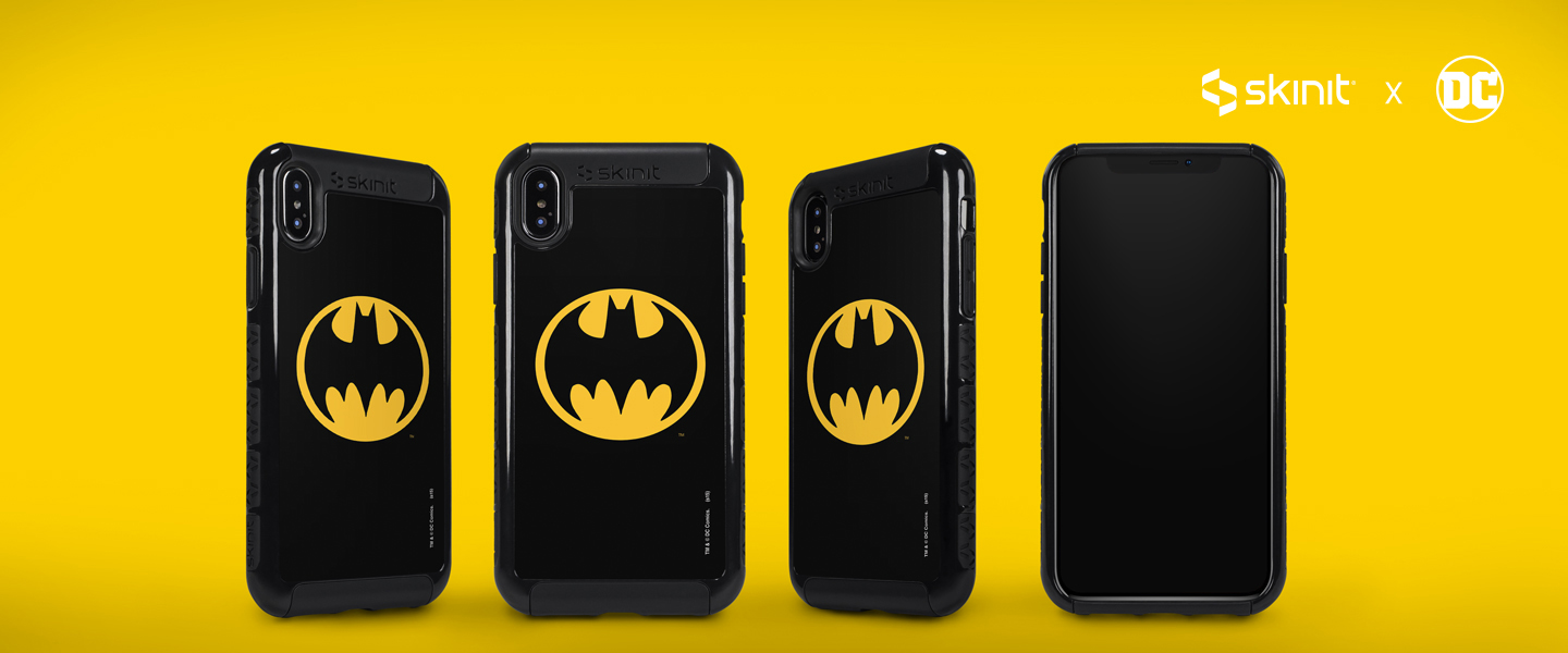 finest selection 95e62 6b124 DC Comics Batman iPhone XS Max Cargo Case