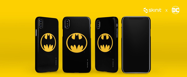 DC Comics Batman iPhone XS Max Lite Case 5