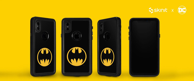 DC Comics Batman iPhone XS Waterproof Case 5