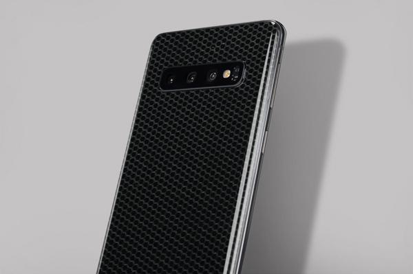 Textures Hex Galaxy S10 Plus Skin 2