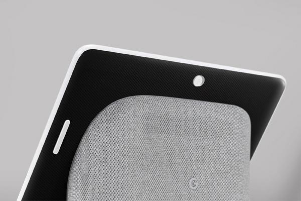 Textures Hex Google Home Hub Skin 3