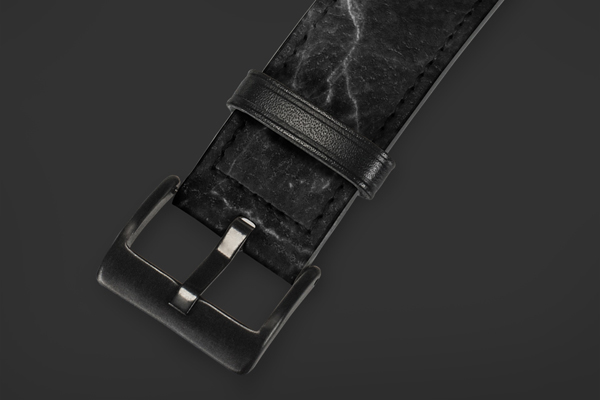 Patterns Black Marble Apple Watch Band 38-40mm 2