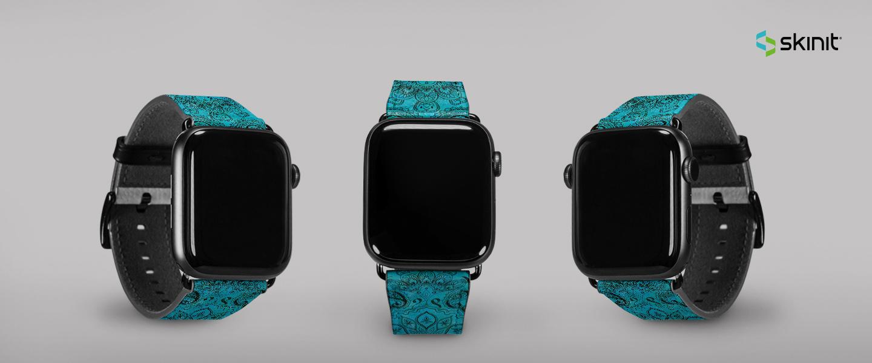 Lifestyle Ginseng Apple Watch Band 42-44mm 5